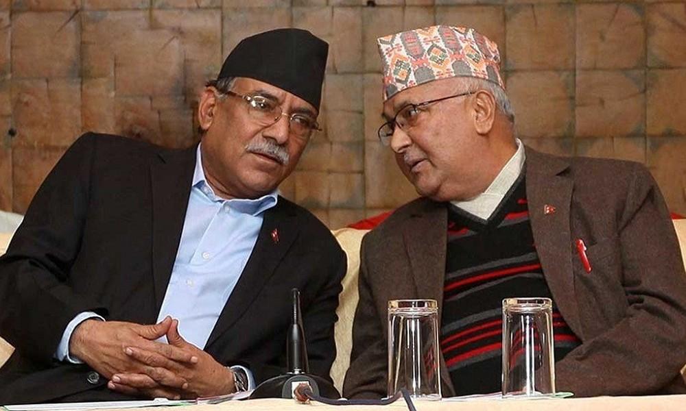 आज दाहाल-नेपाल समूहको स्थायी कमिटी बैठक बस्दै