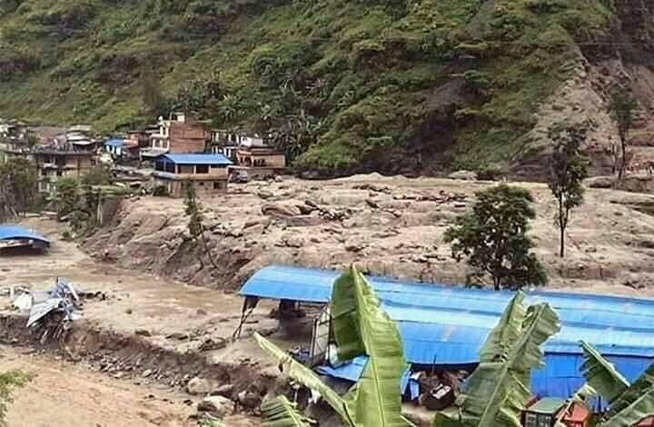 मनसुन सक्रिय : ४१ जिल्लामा बाढीको जोखिम, बजाइयो खतराको 'साइरन'