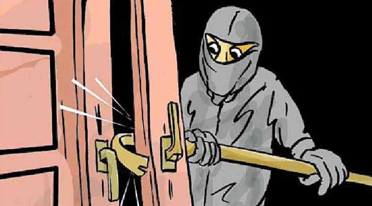 ढोकाको ताल्चा फोडेर एकै रात काठमाडौंका ३ ठाउँमा चोरी