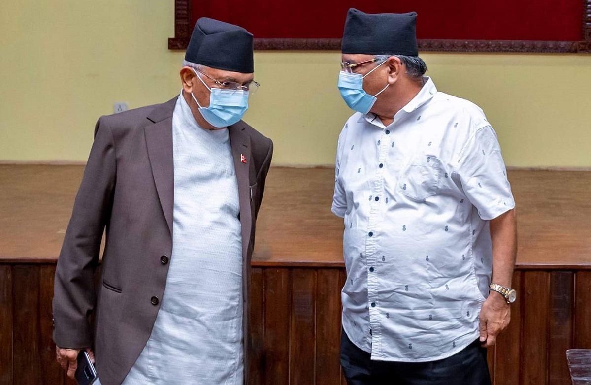 राजनीतिक र कानुनी सकसमा नेकपाका दुवै समूह