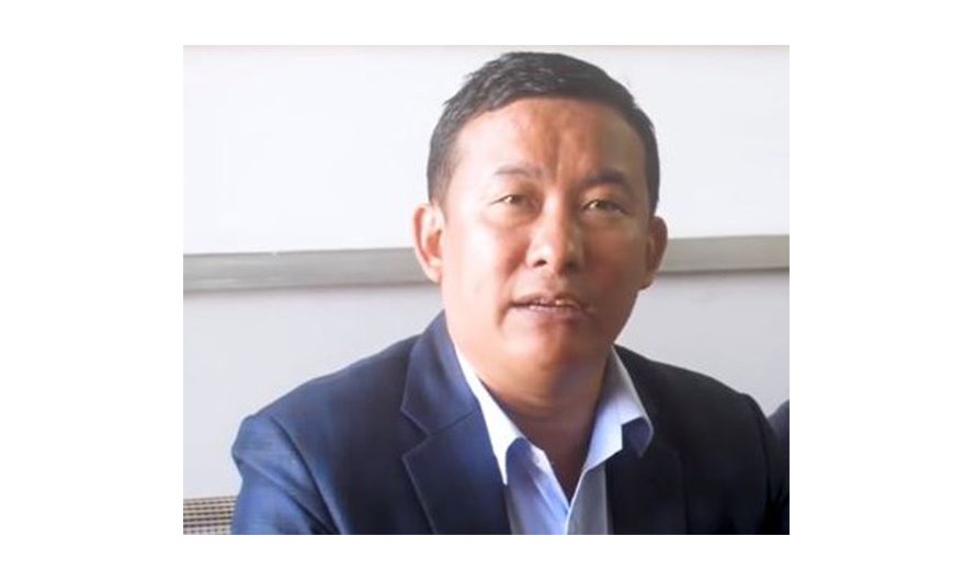 माओवादी केन्द्रको प्रदेश १ संसदीय दलको नेतामा ईन्द्र आङ्बो