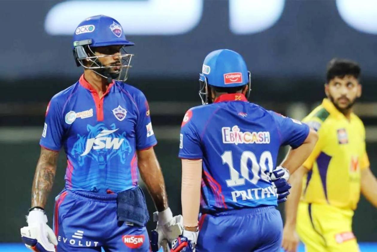 आइपीएल क्रिकेट : दिल्लीसँग चेन्नइ पराजित