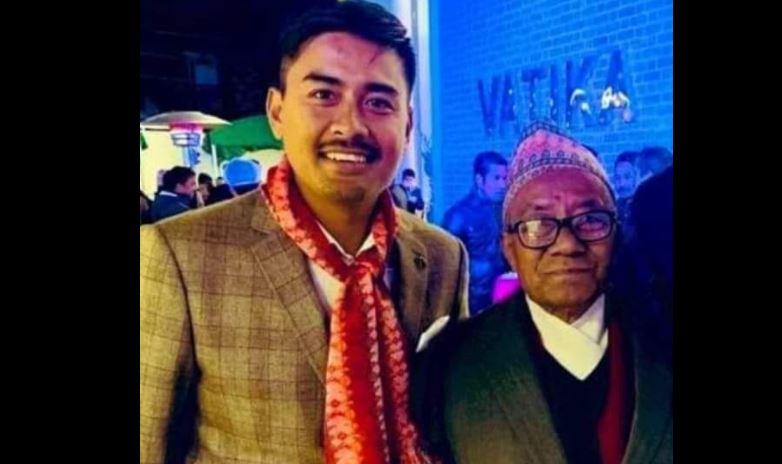 नेपाली राष्ट्रिय क्रिकेट टिमका कप्तान ज्ञानेन्द्र मल्ललाई पितृ शोक