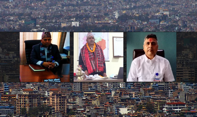उपत्यकाका सीडीओहरुको बैठक बस्दै, ललितपुरका सीडीओलाई कोरोना पुष्टि