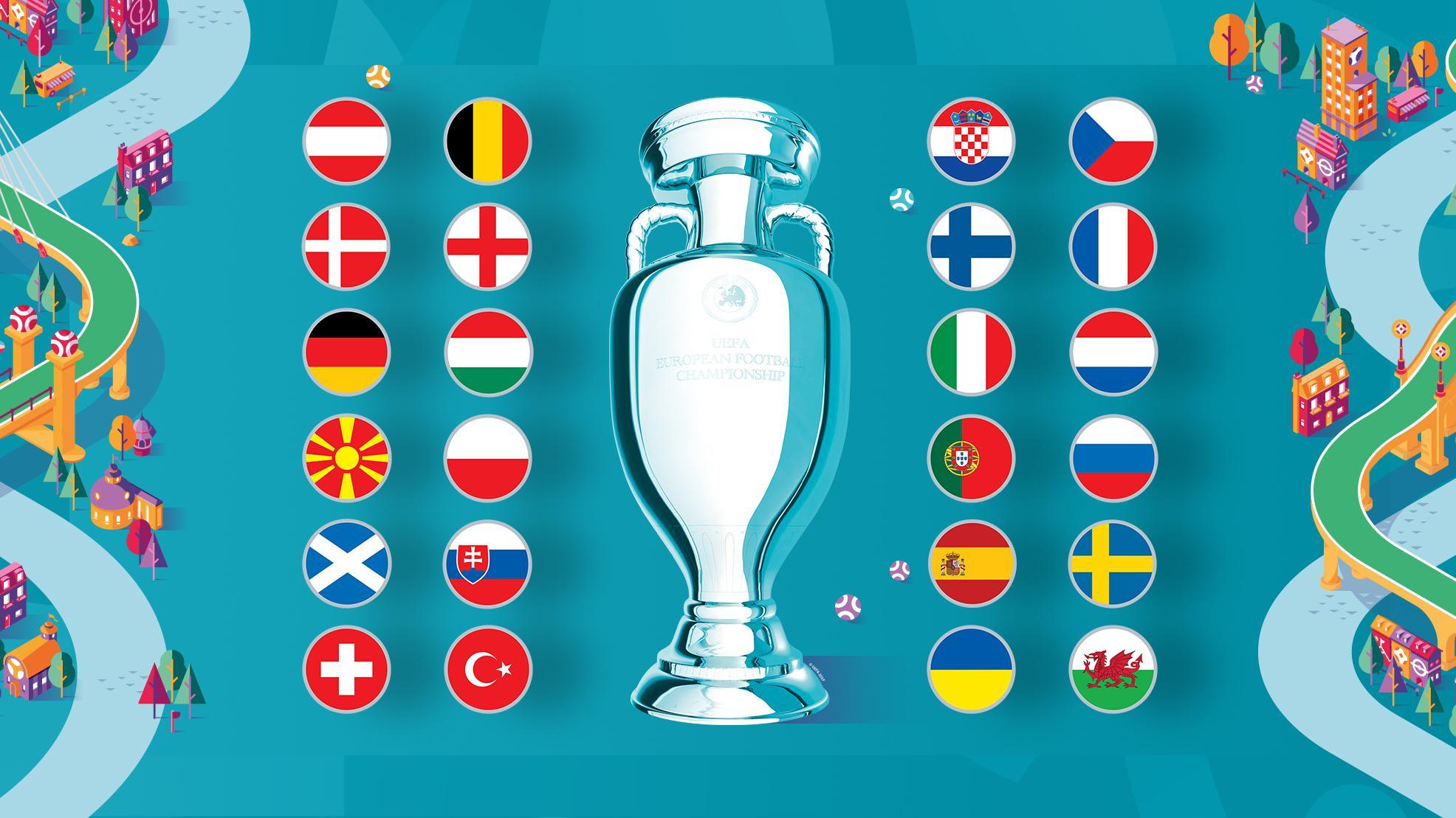 युरोकपमा आज तीन खेल, कुन कुन टिम भिड्दै ?