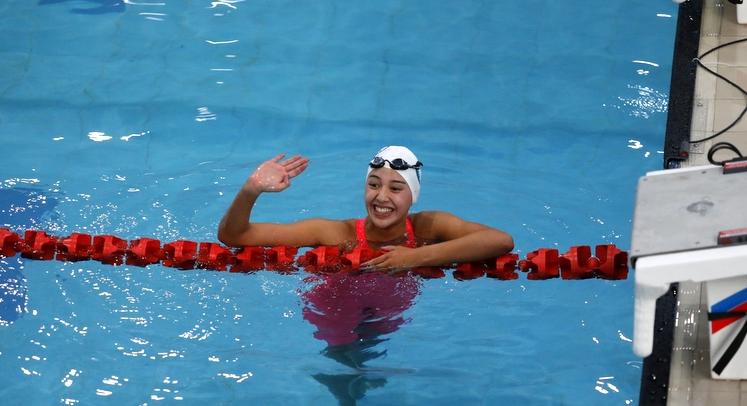 टोकियो ओलम्पिकमा गौरिका सिंहले बनाइन् राष्ट्रिय कीर्तिमान